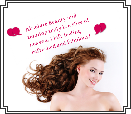 Absolute Beauty Testimonials