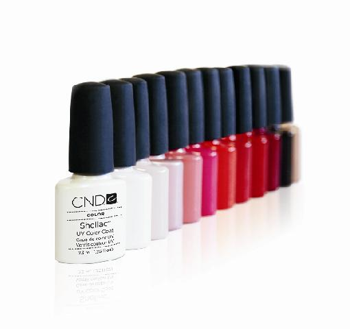 Shellac manicure pedicure 14 day non chip instantly dry for Absolute beauty salon